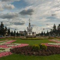 Моя Москва. ВДНХ :: Алексей Шатерников