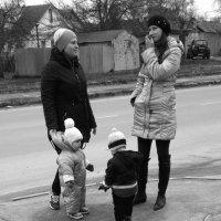 Два диалога :: Николай Филоненко