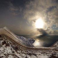 В Крым пришли Дед Мороз и Снегурочка :: viton