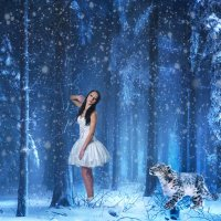 winter fairy :: Roman Beim
