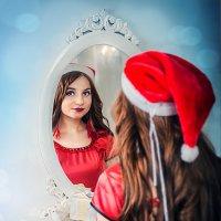 Отраженье Новый год. :: Виктор Седов