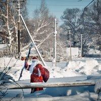 Сегодня уже видел Деда Мороза!!! Всех с наступающим Новым Годом!!! :: Константин Филякин