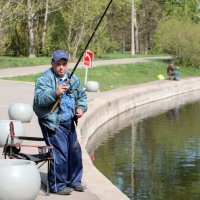 Рыбак :: Андрей Кузминов