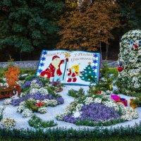 С наступающим Новым Годом и Рождеством Христиовым! :: Андрей Нибылица