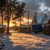 Тоже закат :: Александр Тулупов
