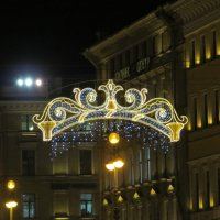 Корона над Невским :: Вера Щукина