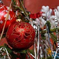 Новогоднее настроение. :: Юрий Шувалов
