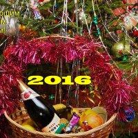 С наступающим новым годом! :: Юрий Шувалов