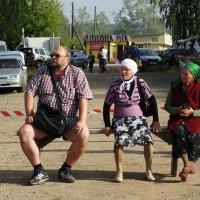 Три богатыря :: Валерий Чепкасов