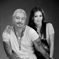Славец и Ирина. :: Михаил Трофимов