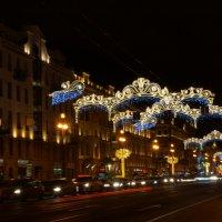 В Новогоднюю ночь :: Валентина Папилова
