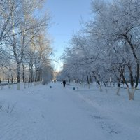 Зимняя сказка :: Майя Смехова