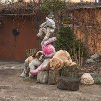 Спят усталые игрушки... :: Игорь Вишняков