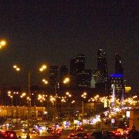 Ночная Москва :: Елизавета Королева