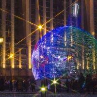 Елочный шар :: Юля Колосова