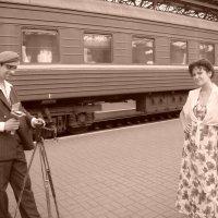 Закулисье съёмочных площадок-28. :: Руслан Грицунь