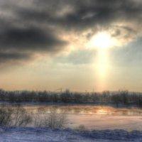 Скоро встанет лёд :: Алексей Меринов