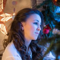 В ожидании новогодних чудес :: Юлия