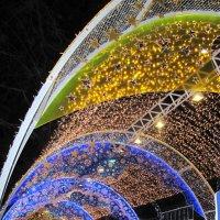 Фестиваль света в Москве2 :: Ева Такус
