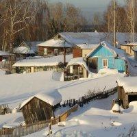 Сибирь. :: Елена