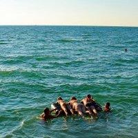 По билету плывём в лето. :: Владимир Болдырев
