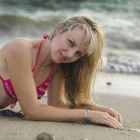 на пляжу :: максим дьяков