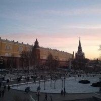 Второй день нового года ... :: Николай Дони