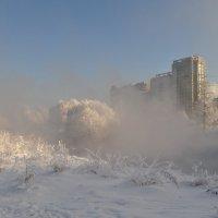 Морозно :: Борис Александрович Яковлев