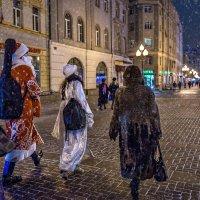 Новый год уже ступает с нами в ногу :: Ирина Данилова