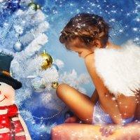 «Всем счастья в Новом году!!!» :: vitalsi Зайцев