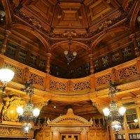Библиотека во дворце вел. кн. Владимира Александровича :: Елена Смолова