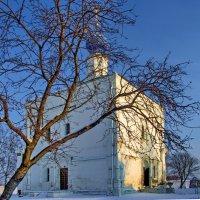 Спасо-Преображенский собор Спасского монастыря.1702. :: Лесо-Вед (Баранов)