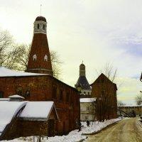 Симонов монастырь :: Владимир Болдырев
