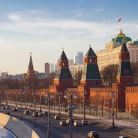 2-е января 2016года. Кремль. :: Max Gorbachev
