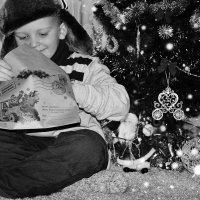 Письмо от Деда Мороза! :: Ирина Жеребятьева