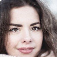 Эти глаза напротив... :: Anna Lubina