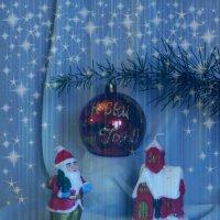 Новый год как звездопад :: Наталья Джикидзе (Берёзина)