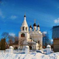 Зима :: Natalia Mihailova