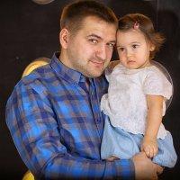 Отец и дочка :: V M