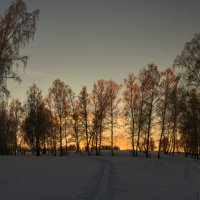 Вечер :: Николай Мальцев