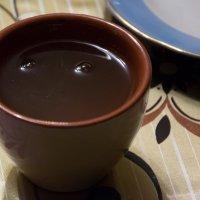 И глядит на меня чай...... :: Алексей Семченко {SAM}