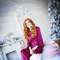 Просто красивая девушка :: Tatiana Koludarova Koludarova