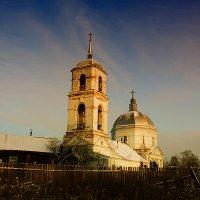церковь Знаменсеая :: Сергей Кочнев