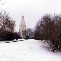 Зима в Коломенском :: Владимир Болдырев