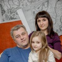 Петрович с семейством. :: Андрей Печерский