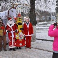 Чудища Новогодние :: Валерий Шибаев