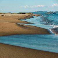 Небесное побережье. :: Мила