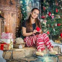 Под дверью в новый год :: Виктор Седов