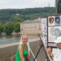 Туристы (Прага) :: Олег Неугодников