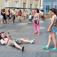 Туристы (Прага) #5 :: Олег Неугодников